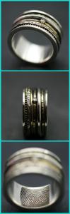 Een sieraad van oude sieraden
